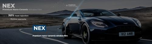 window films with graphene cooling technology image
