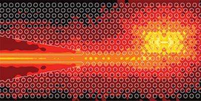 Graphene-based single photon detector image