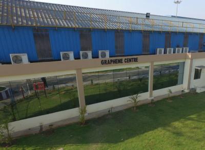 Tata Steel's graphene center photo