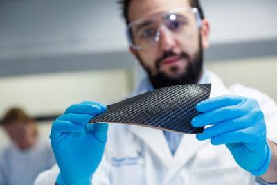 Thomas Swan's graphene composite prototype image