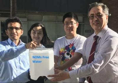 Australian team develops promising GO membranes for water treatment image