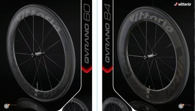 Vittoria Qurano graphene-enhanced wheels photo