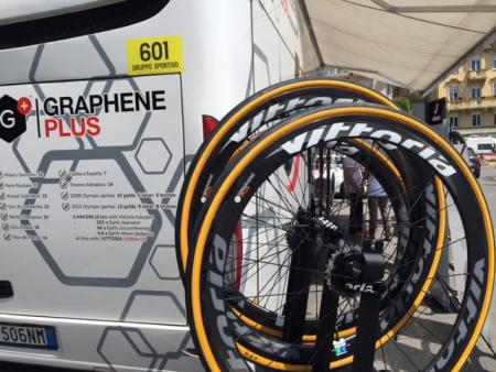 Vittoria's new Quarno graphene-enhanced wheels image