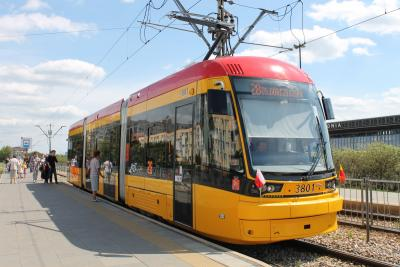Warsaw Tram photo