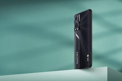 ZTE Axon30 with graphene cooling image
