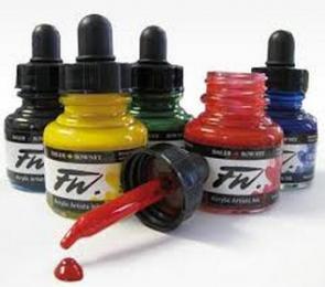 Inks photo