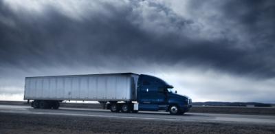 Graphene shipping truck