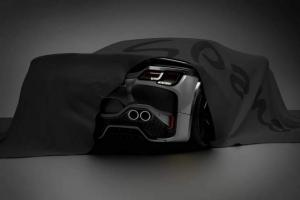 The world's first graphene-based sports car to be presented next