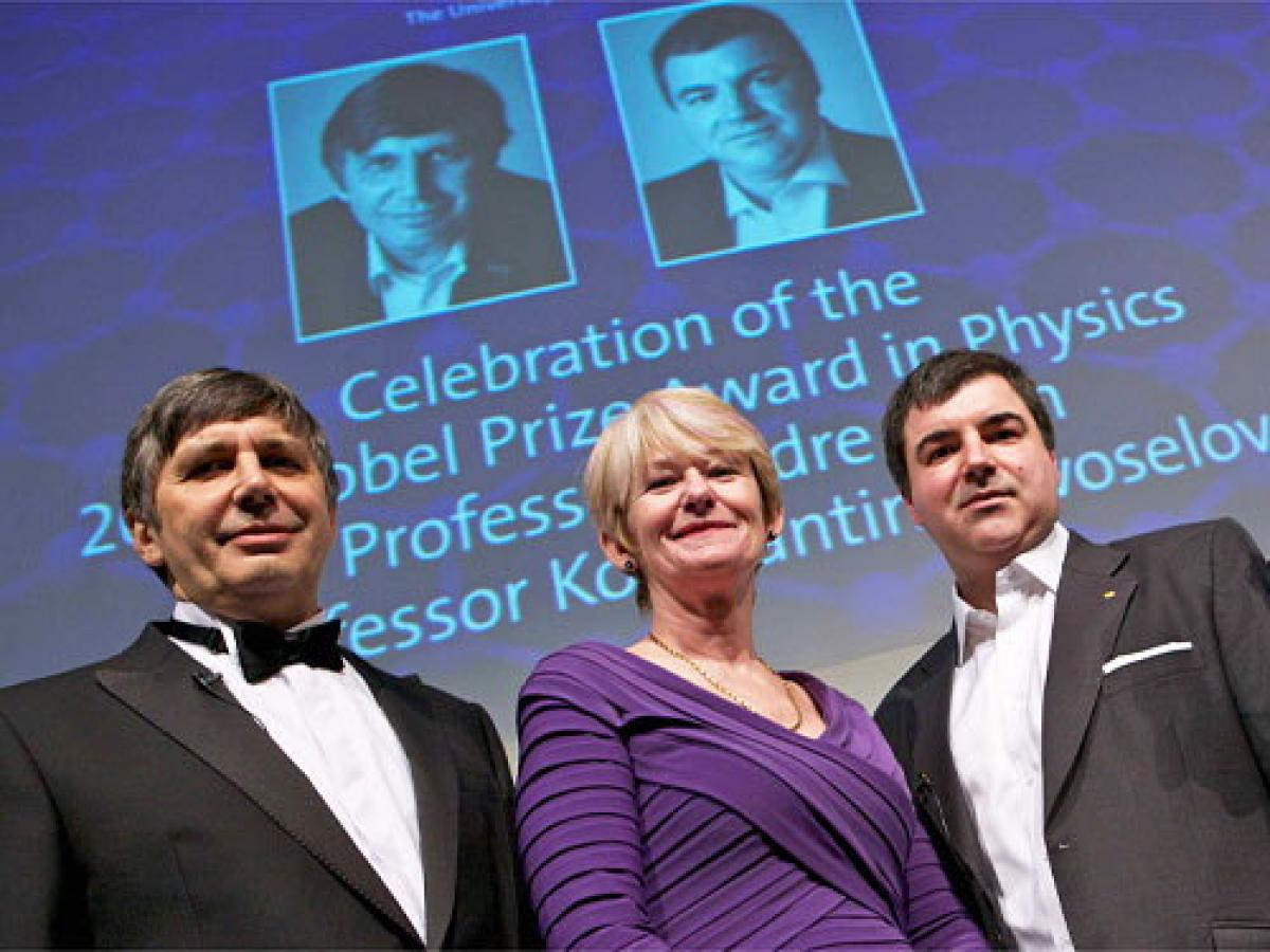Graphene: history, controversy and the Nobel prize