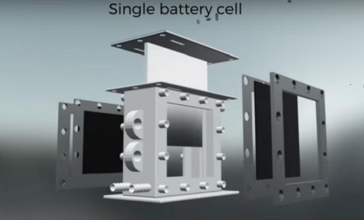 India's Log 9 Materials develops graphene-based metal-air