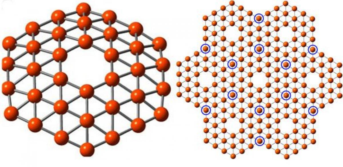 Borophene, a new graphene-like 2D material, may prove to be the