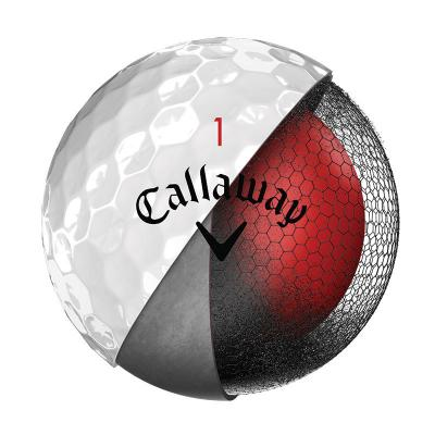 Callaway graphene golf ball image