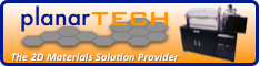 PlanarTECH - The 2D Materials Solution Provider