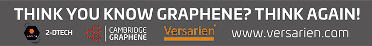 Versarien - Think you know graphene? Think again!