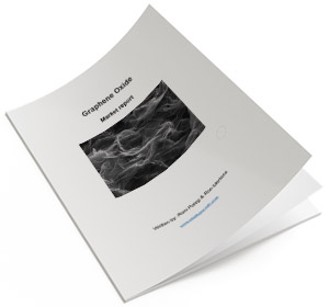 graphene oxide- report cover